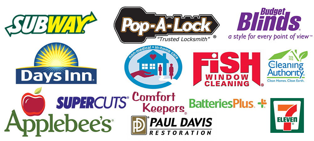 Franchising Company Logos